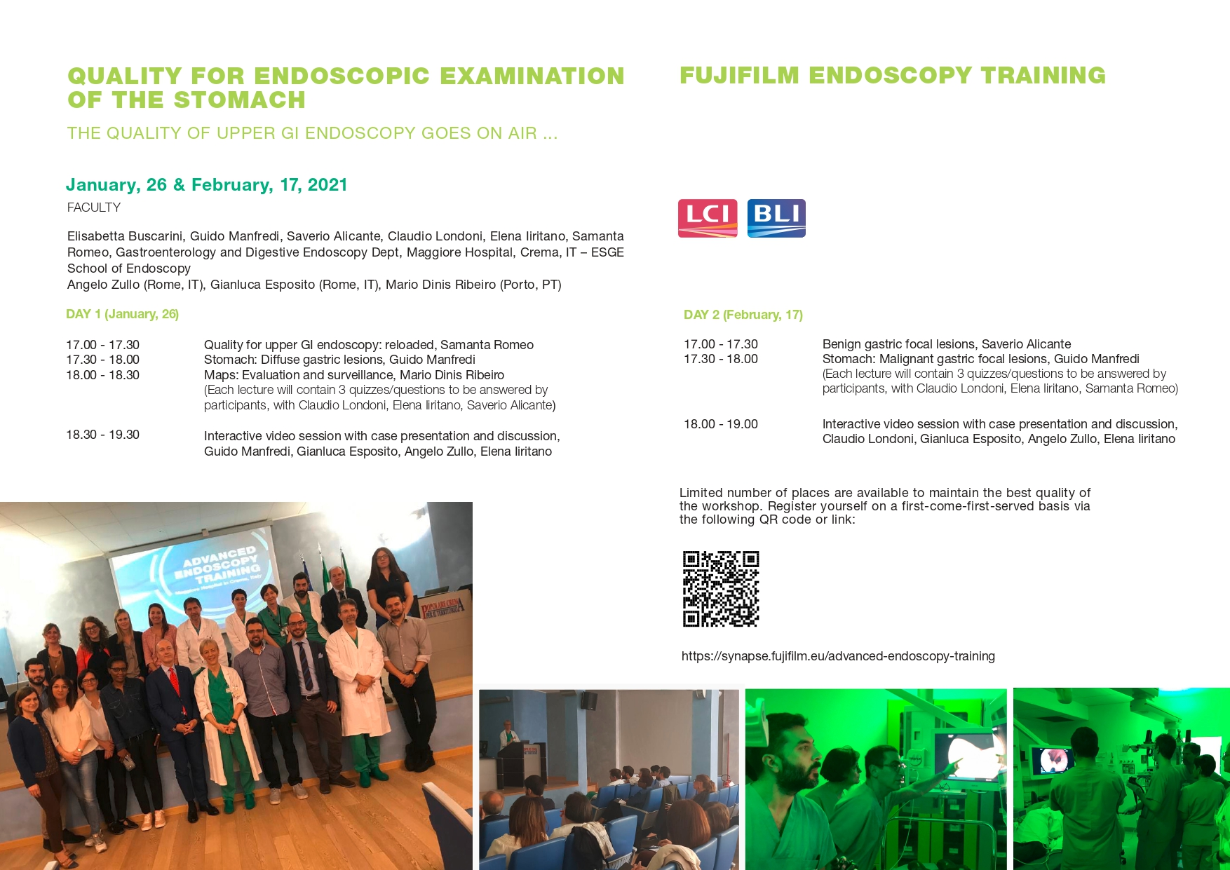 Upper GI Advanced Endoscopy
